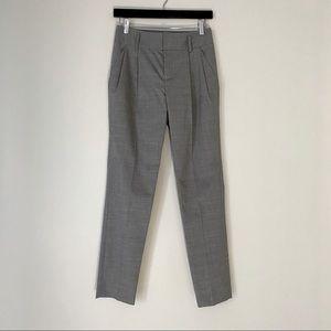 NWOT Club Monaco Grey Wool Trousers